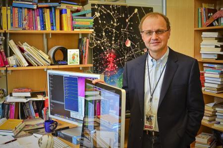 Andrey Rzhetsky, Edna K. Papazian Professor of Medicine and Human Genetics